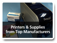 Highest quality plastic id card equipment & supplies