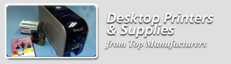 Desktop Printers & Supplies from Top Manufacturers