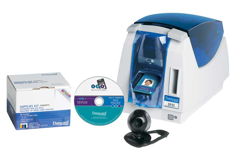 123 Easy ID System includes printer, software and camera