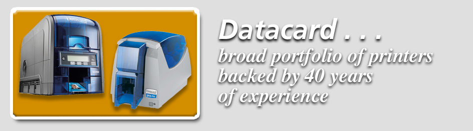 Datacard broad portfolio of printers backed by 40 years of experience