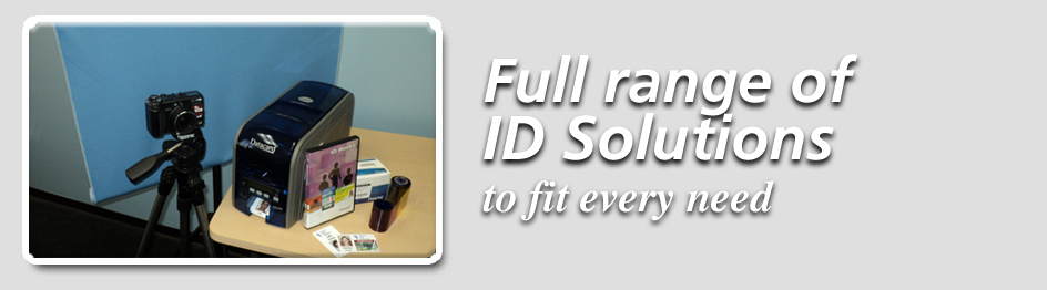 Full range of ID Solutions to fit every need